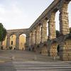 Acueducto De Segovia Esquina