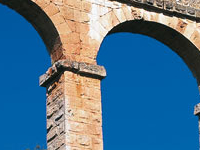 Acueducto Pont de les Ferreres o Puente del Diablo