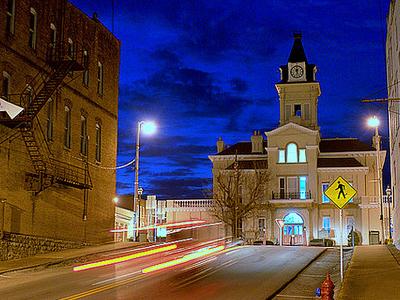 Adair County Courthouse A Local Landmark