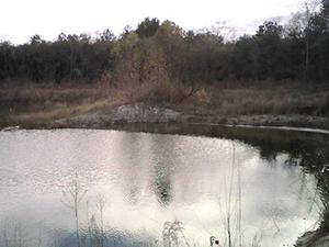 Addicks Reservoir