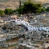 Admiring Ancient Corinth
