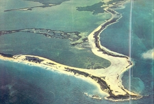 Aerial View Of Cancun Point