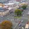 Ballarat Looking South Over Sturt Street