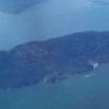 Aerial View Of Lummi Island