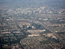 Aerial View Of Central Orange County