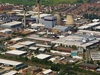 Aerial  View Of  Slough  Trading  Estate