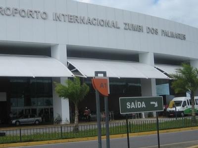 Aeroporto  Internacional De  Macei