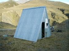 A Frame Hut