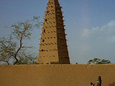 Agadez Grand Mosque