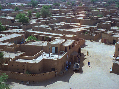 Agadez Niger