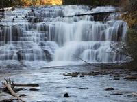 Agate Falls Scenic Sitio