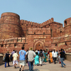 Private Agra Day Tour: Taj Mahal, Agra Fort & Kachhpura Village