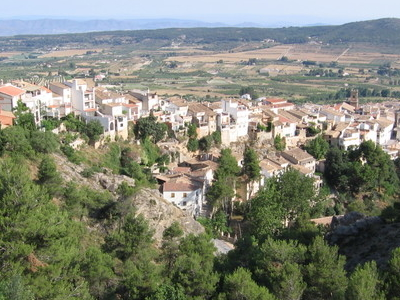 Agres Town