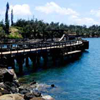 Ahukini State Recreational Pier