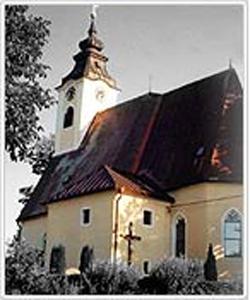 Aichkirchen Parish Church
