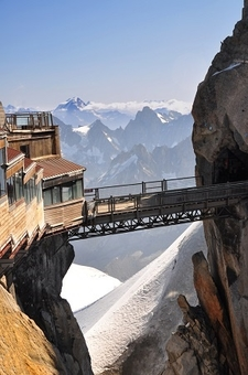 Aiguille Du Midi - French Alps