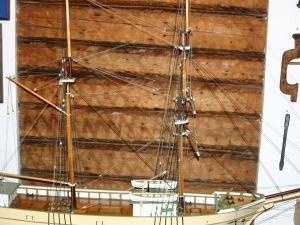 El Museo de la Escuela Naval Ainaži