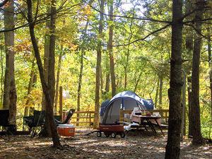 Airplane Flat Campground