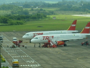 Foz do Iguaçu Aeropuerto Internacional