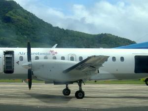Rarotonga Intl.. Aeropuerto
