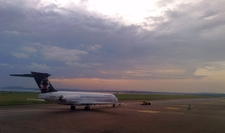 Air Uganda McDonnell Douglas MD-80