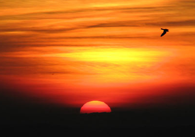 Aizawl-Sunrise