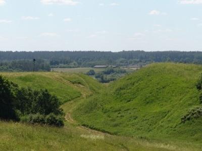 Aizkraukle Castle Mound