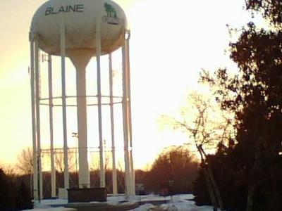 Sunset In Blaine