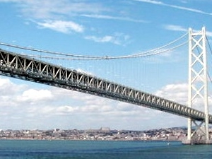 Meiko Nishi Ohashi puentes de carretera