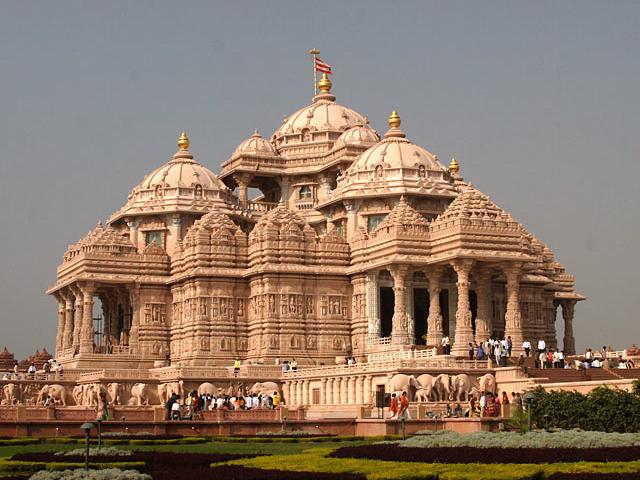 Temple Tours of New Delhi Photos