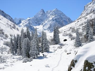 Ala-Archa National Park - Chuy Kyrgyzstan