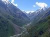 Alamedin Landscape - Ala Archa National Park