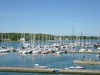 Aland Islands - Mariehamn Hamn Docks - Finland