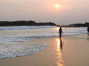 Appealing Beaches of Kerala Fotos