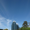 A Large Portion Of Modern Sandy Springs Skyline Is Composed Of