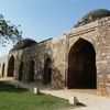 Alauddin Khilji's Tomb And Madarsa