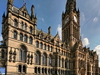 Manchester Town Hall At Albert Square