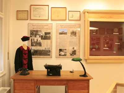 Albert Szent-Györgyi Memorial Room