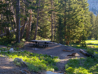 Albion Basin Campground
