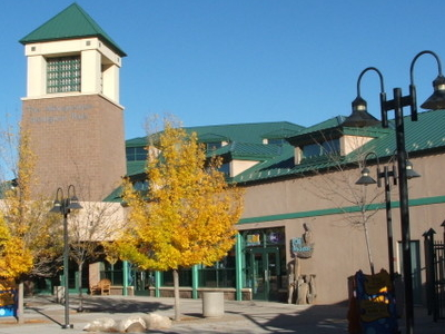 The Albuquerque Aquarium