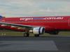 Virgin Blue Aircraft Taxiing At Albury Airport