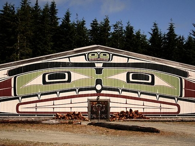 Alert Bay British Columbia Canada