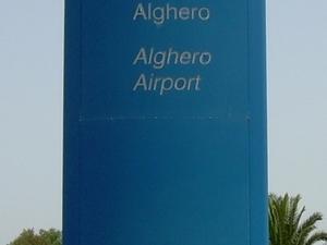 Alghero Fertilia Aeropuerto