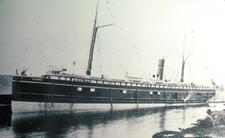 Algoma At Dock