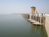 Alisagar Reservoir