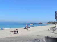 Aliso Creek County Beach