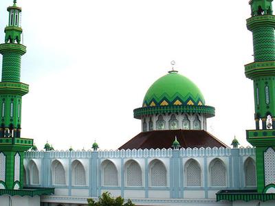 Al-Ittihad Mosque Jatibarang