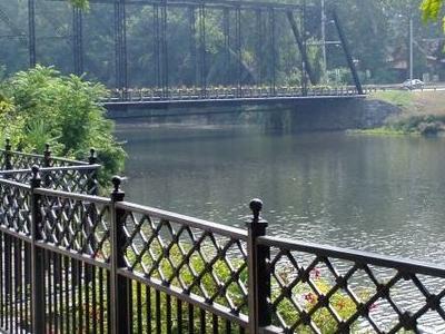 Allegan  Michigan  2nd Street Bridge