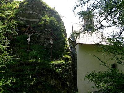 Allerheiligenkappelle, Virgen, Austria