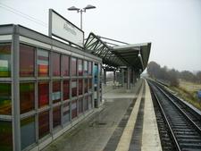 Allermohe Railway Station